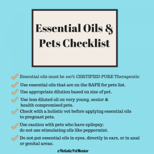 Pet Safety considerations