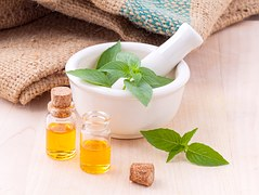 essential oils, natural health