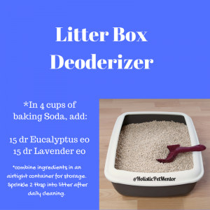 Litter Box Deoderizer
